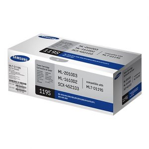 Samsung 119 Black Toner Cartridge